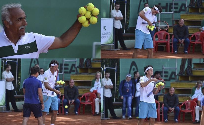 Фотофакт. Праздник тенниса — Superior Tennis day