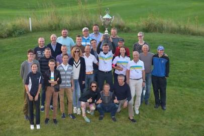 В битве гольф-клубов победила команда Superior!