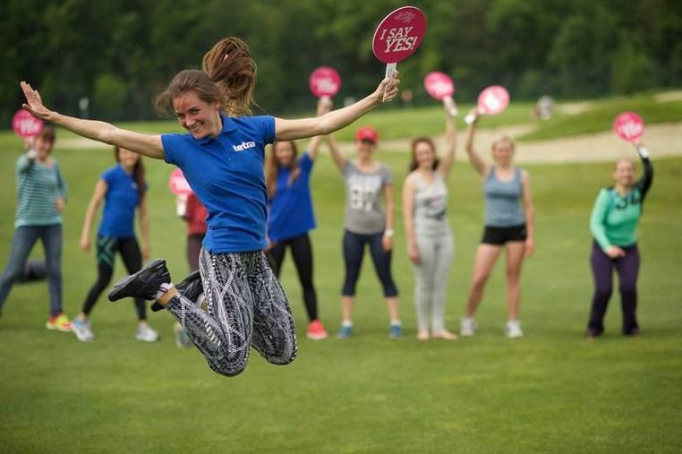 Wellness day 2017 в Супериор: спортивный нон-стоп