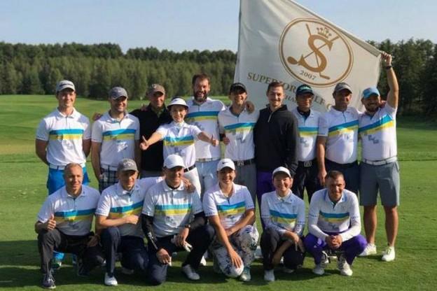 Битва клубов. Superior vs Golf Stream G.C (матч) 2017