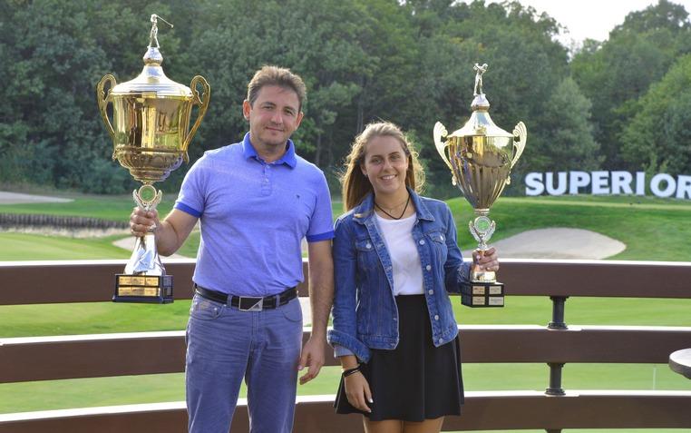 Володарі Кубку України з гольфу 2017
