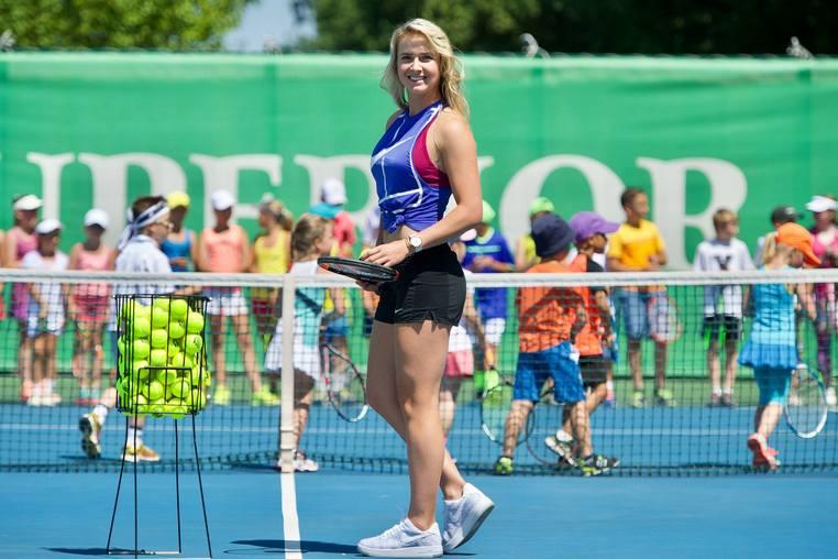 WTA Finals в Сингапуре. Элина Свитолина и Супериор-ожидания