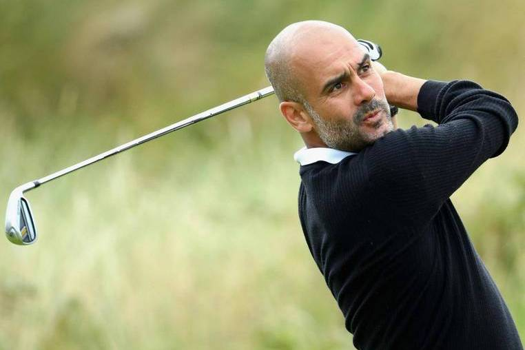 Хосеп Гвардиола гольф предпочел  футболу и победил