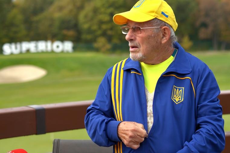Леонид Станиславский – участник Чемпионата мира по теннису