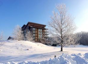 Зима в Superior Hotel