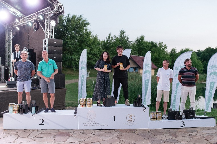Переможці турніру The World Corporate Golf Challenge